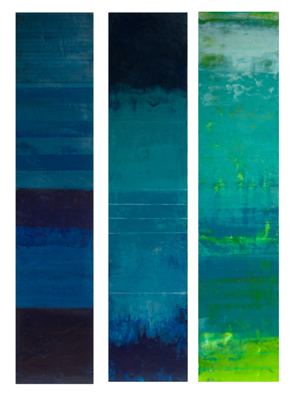 Three Columns by Graceann Warn