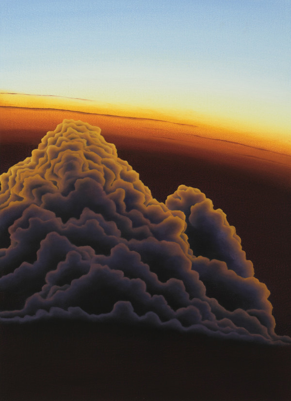 40,000 ft Castle by Laura Guese
