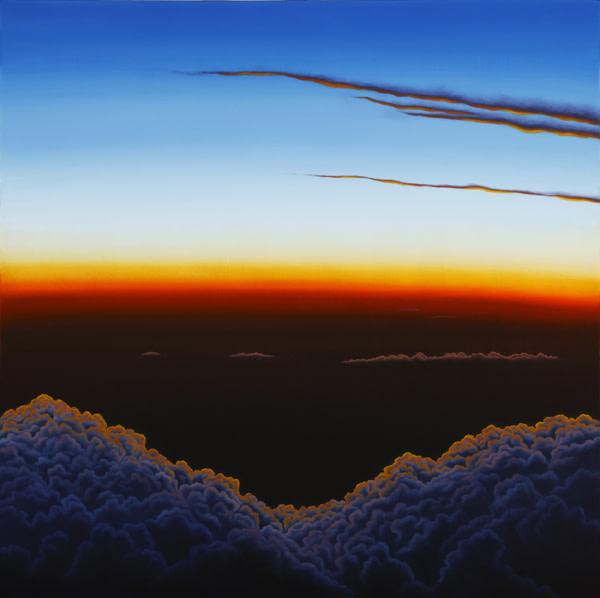 Cumulonimbus Luminescence  by Laura Guese