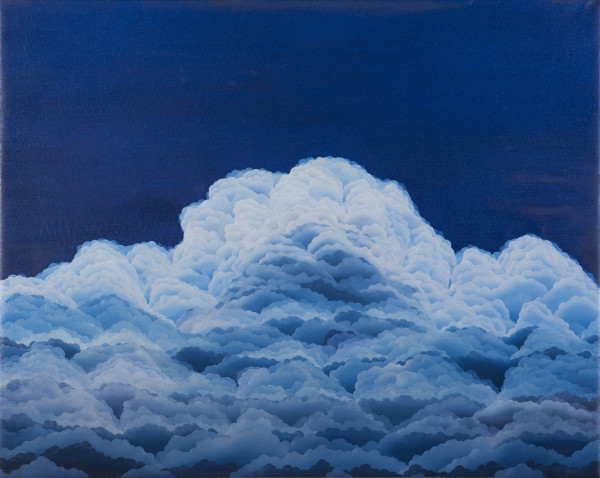Cumulonimbus Mountain by Laura Guese