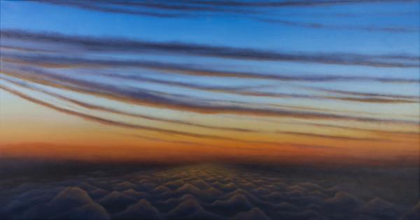 Daybreak: Flight 7861 by Laura Guese