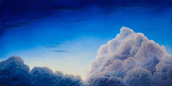 Gloaming Thunderhead by Laura Guese
