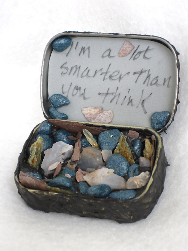 I'm Smarter Than You Think by Barbetta Lockart