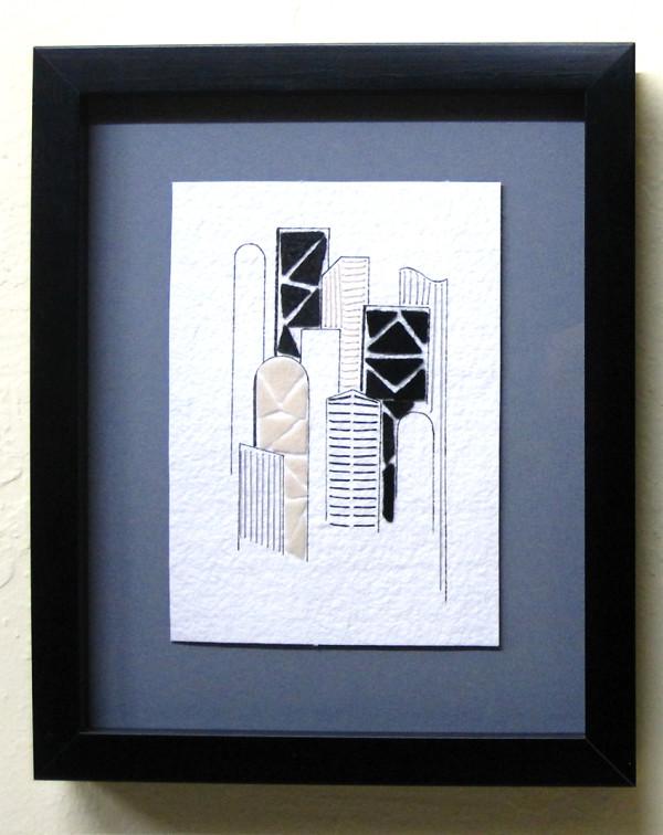 CityScapes ll by Barbetta Lockart