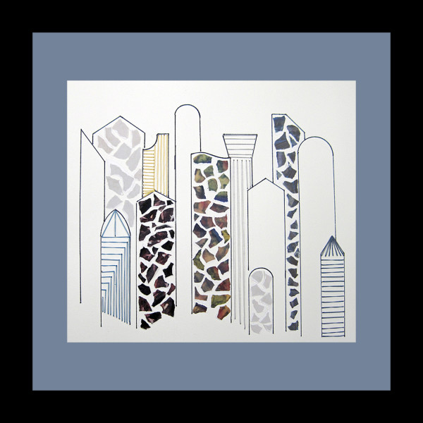 CityScapes l by Barbetta Lockart
