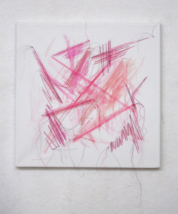 Scribble Me Pink by Barbetta Lockart