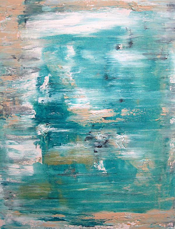 SeineSide Rain by Barbetta Lockart