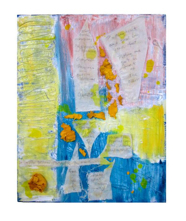 Follow The Yellow Brick Road by Barbetta Lockart