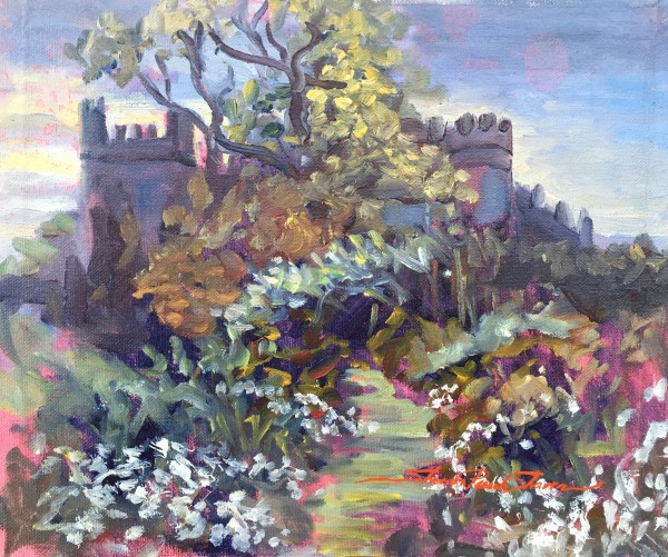 Castle Markree Awakening by Sharon Rusch Shaver