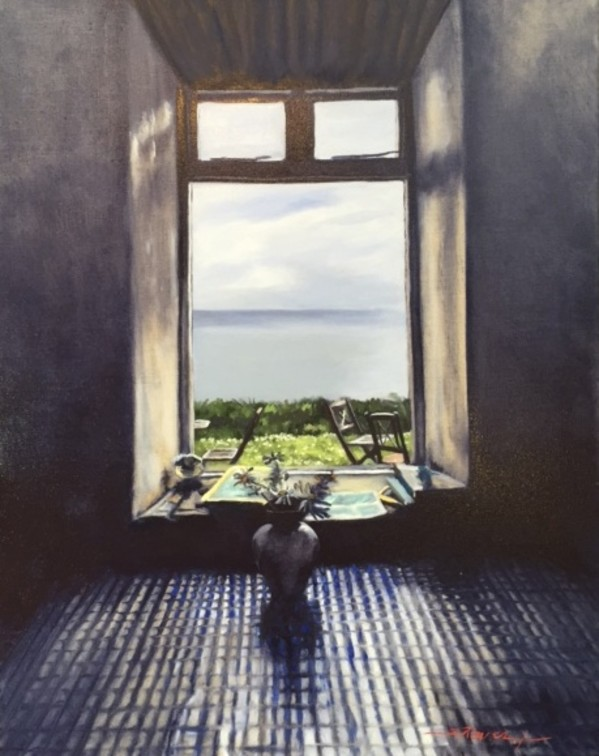A Window to the Sea by Sharon Rusch Shaver
