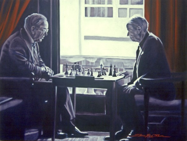 Checkmate by Sharon Rusch Shaver