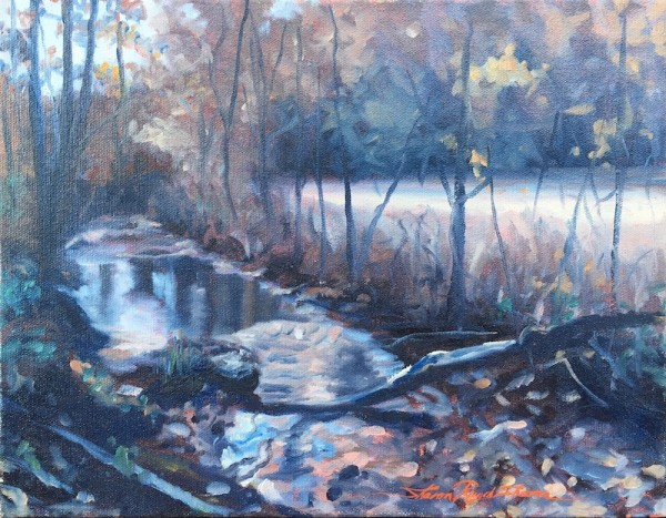 Creek Taylor by Sharon Rusch Shaver