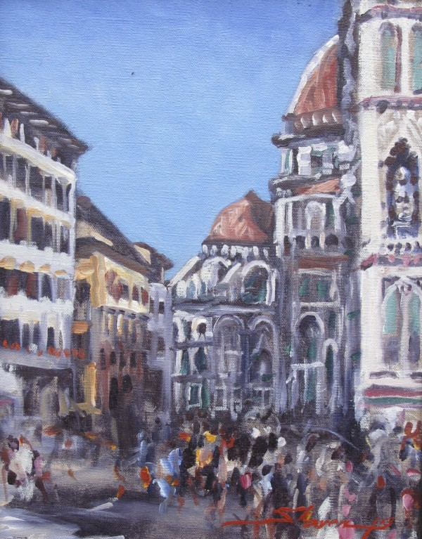 Florence by Sharon Rusch Shaver