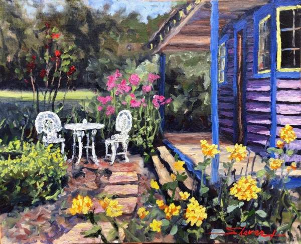 Another Summer by Sharon Rusch Shaver