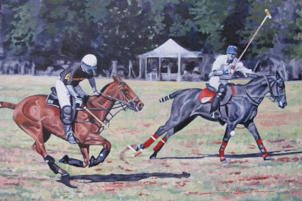 Polo by Sharon Rusch Shaver