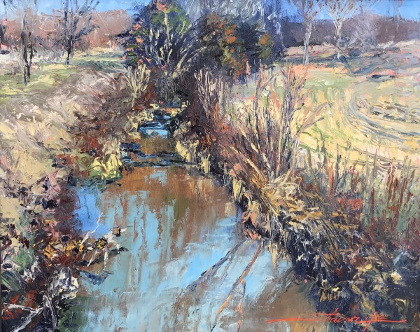 Early Spring by Sharon Rusch Shaver