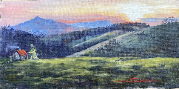 West Virginia by Sharon Rusch Shaver
