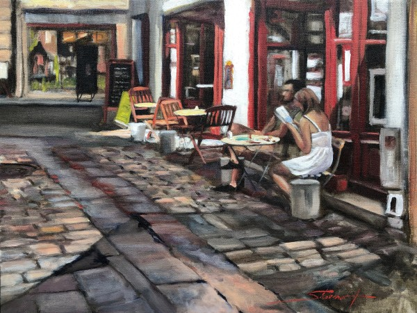 Arles by Sharon Rusch Shaver