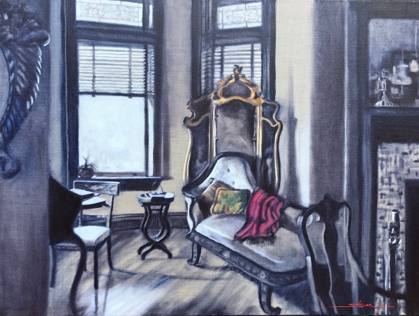 Sitting Room   by Sharon Rusch Shaver