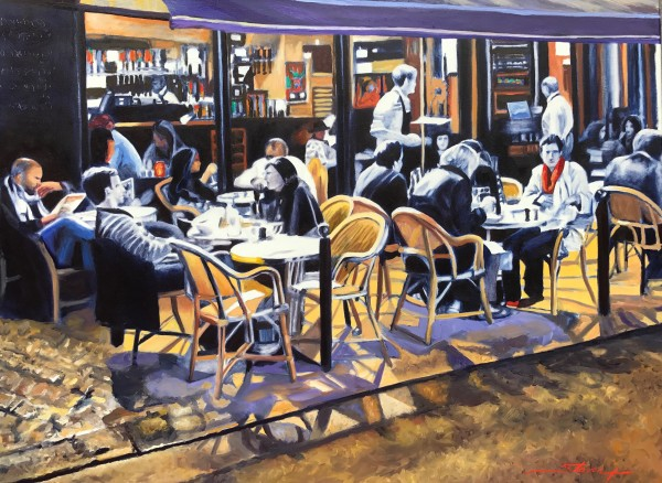 Brasserie by Sharon Rusch Shaver