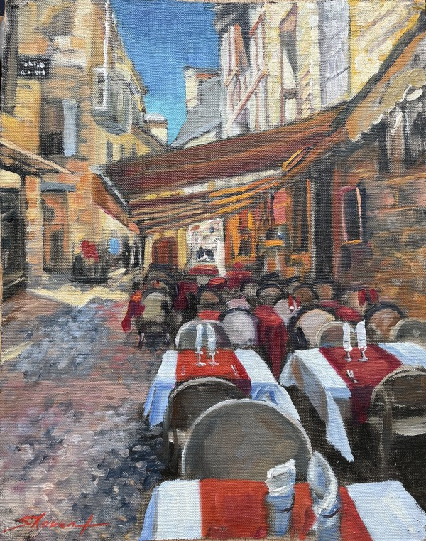 French Glow by Sharon Rusch Shaver