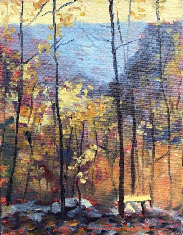 Plein Tennessee by Sharon Rusch Shaver