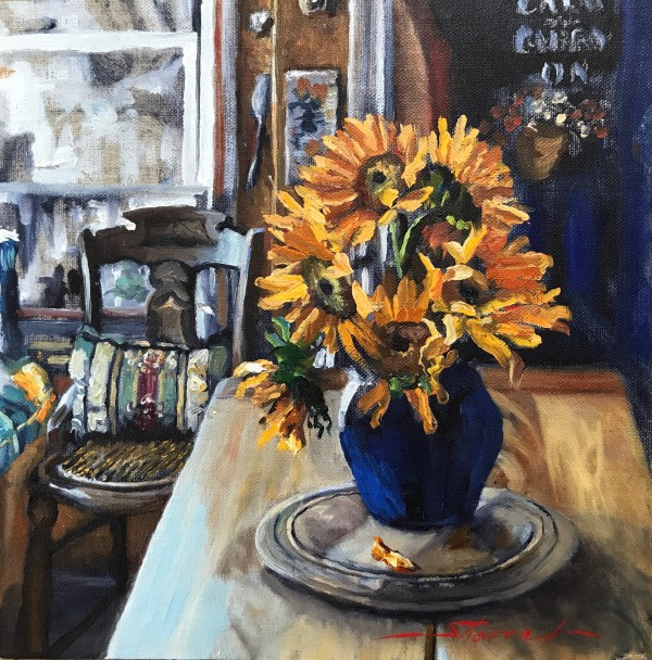 Sunny Day by Sharon Rusch Shaver