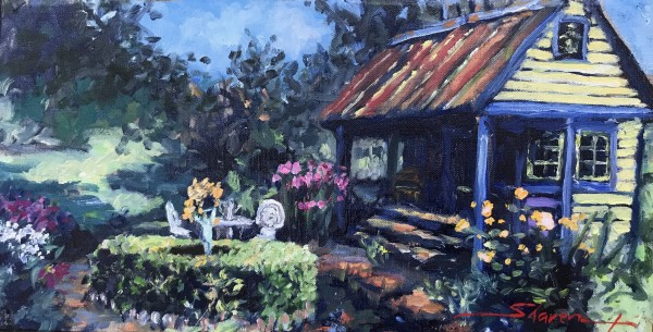 True Summer by Sharon Rusch Shaver