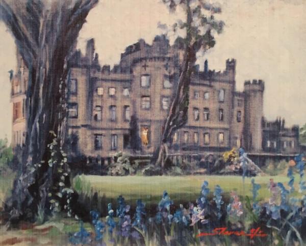 Castle Markree by Sharon Rusch Shaver