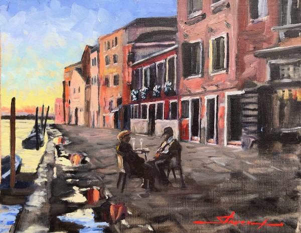 Venezia Light by Sharon Rusch Shaver