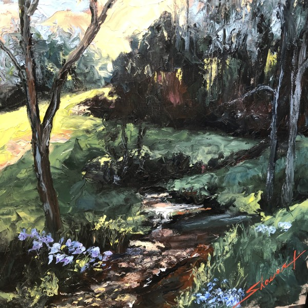 Eventide by Sharon Rusch Shaver