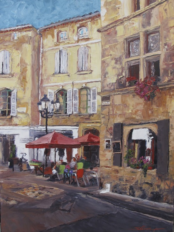 Arles Light by Sharon Rusch Shaver