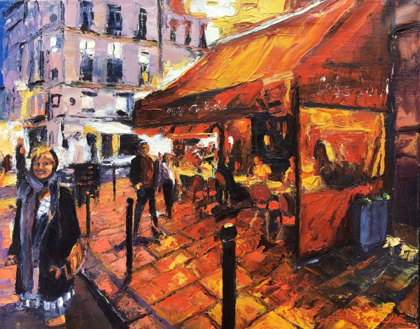 Paris Please by Sharon Rusch Shaver