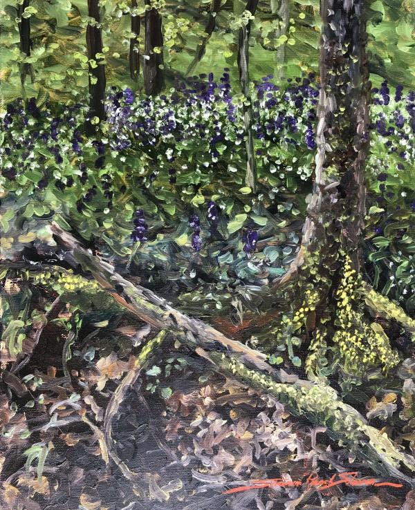 Deep Woods by Sharon Rusch Shaver