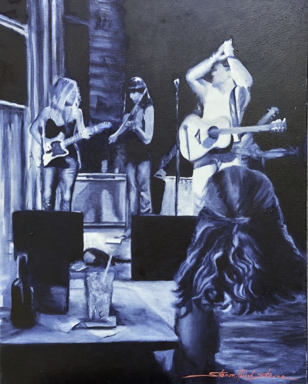 A Good Band by Sharon Rusch Shaver