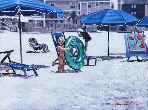Beach Baby by Sharon Rusch Shaver