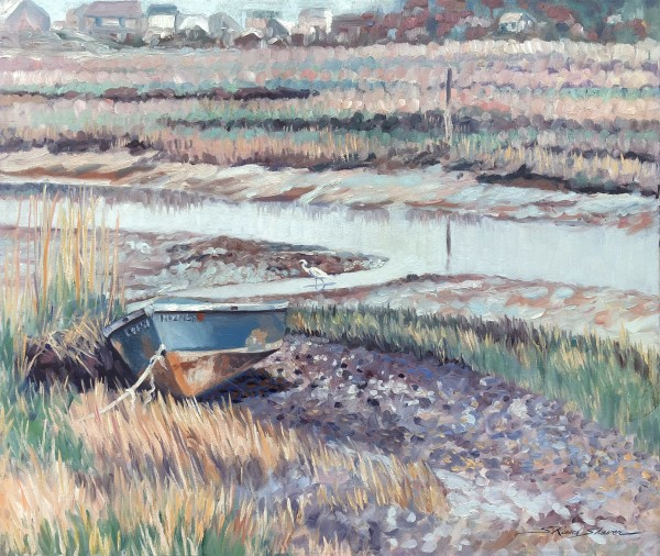 Low Tide by Sharon Rusch Shaver
