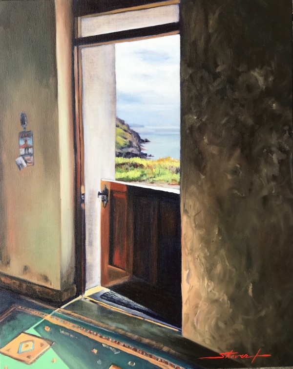 Door to the Sea by Sharon Rusch Shaver
