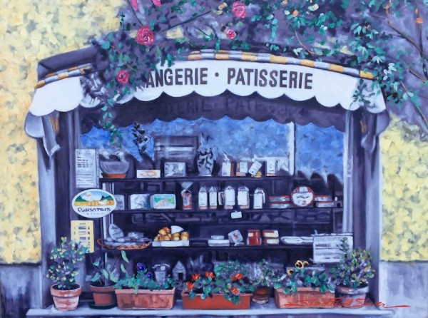 Pattiserie by Sharon Rusch Shaver