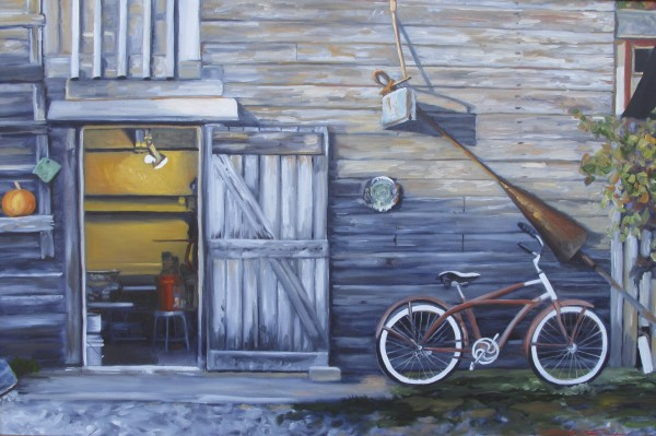 The Ride by Sharon Rusch Shaver