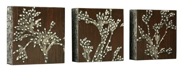 Waterside (3 panels) by Sawyer Rose