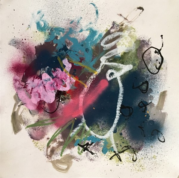 Gestural Series by Theresa Vandenberg Donche