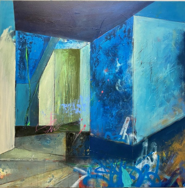 Rooms-Ascending by Theresa Vandenberg Donche