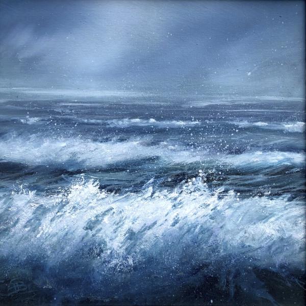Elusive horizon by Sarah Jane Brown
