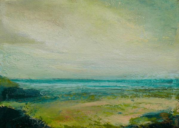 Anticipating calm by Sarah Jane Brown