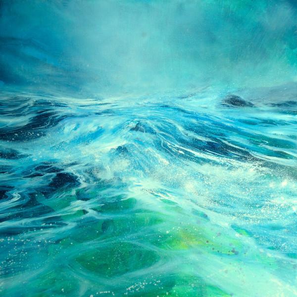 Flood the senses by Sarah Jane Brown