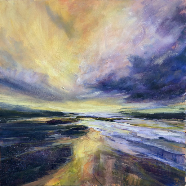 Heading forwards by Sarah Jane Brown