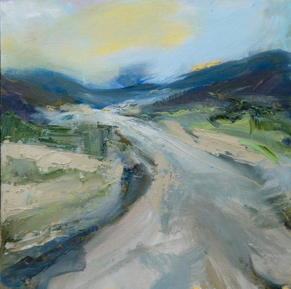Dawn walk to Velez Blanco by Sarah Jane Brown