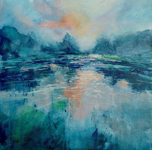Reflective thoughts by Sarah Jane Brown