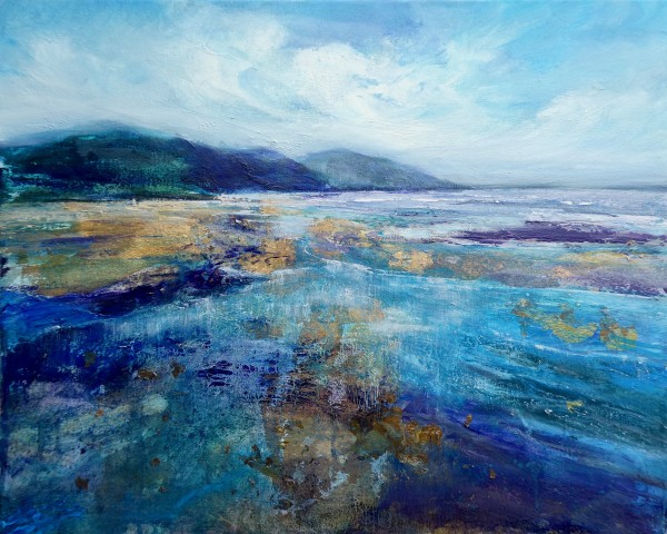 Regal sands by Sarah Jane Brown